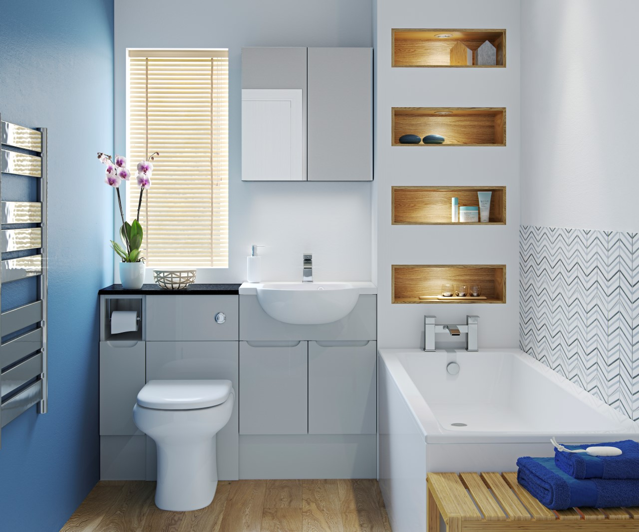 Light-Grey-Gloss-Pull-Handle-Fitted-pg40